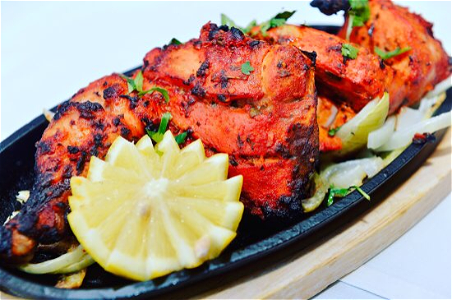 Foto Tandoori Chicken