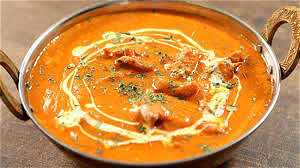 Foto Butter Chicken (mild)