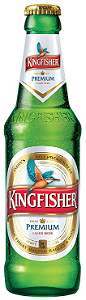 Foto Kingfisher Bier (330ml)