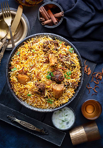 Foto Lamb Biryani (medium)