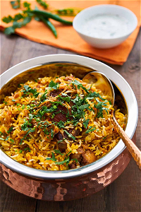 Foto Chicken Biryani (medium)